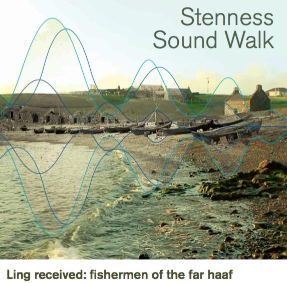 Stenness sound walk
