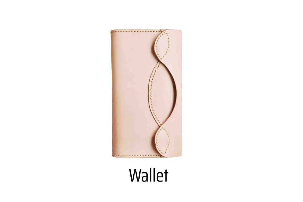 walklo leather wallet