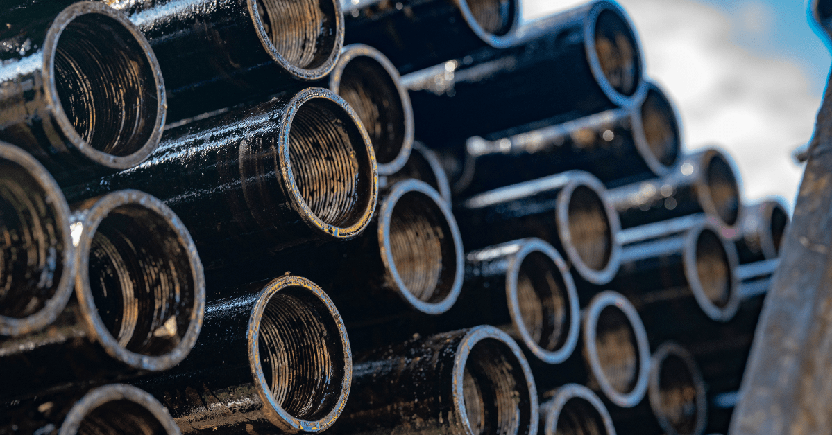 Image of Oil Pipes