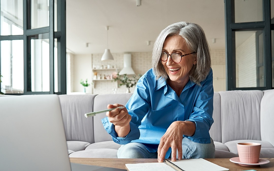 Five Technology Tips for Seniors And Older Adults Learned from a Year of Pandemic Life