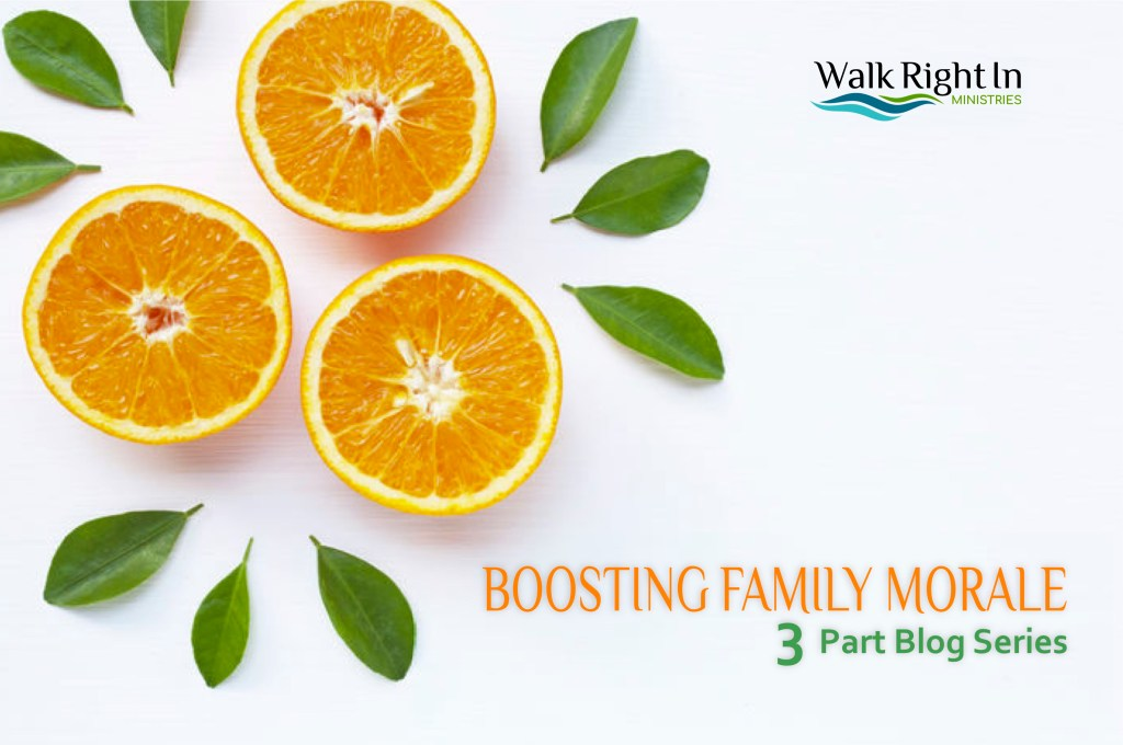 BOOSTING FAMILY MORALE SERIES (Part 3): Seven Ways to Energize & Refresh Your Special Needs Family