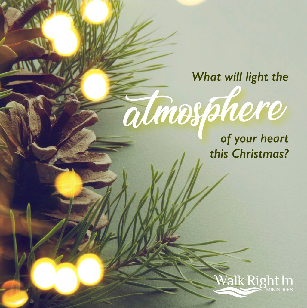 How Is the Atmosphere of Your Heart?