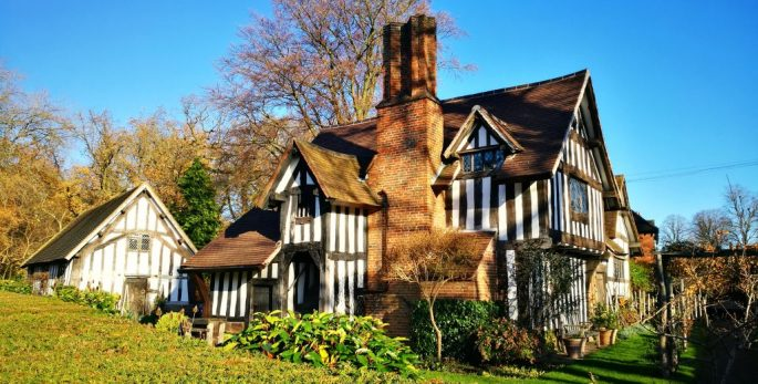 Selly Manor Museum in Bournville