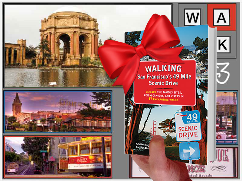 Holiday Gift — SF Walking Book - Walk 3