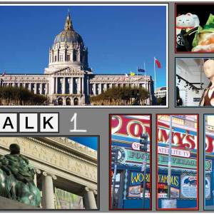San Francisco 49 Mile Scenic Drive—Walk 1