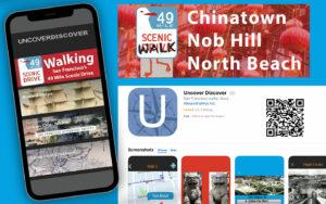 NEW Chinatown, Nob Hill North Beach Walking APP