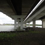 Mangere Bridge loop walk in Auckland