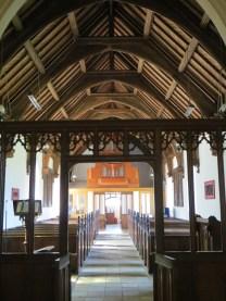 The Church of St James, Dunwich