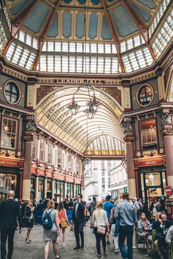 London Leadenhall Market min