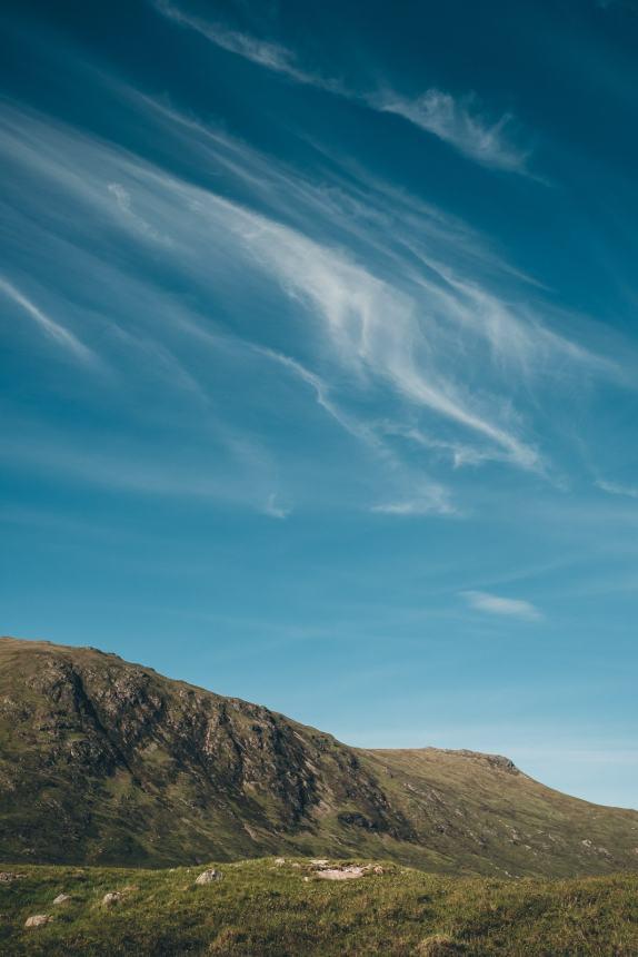 Scotland Glencoe Amazing Clouds 2