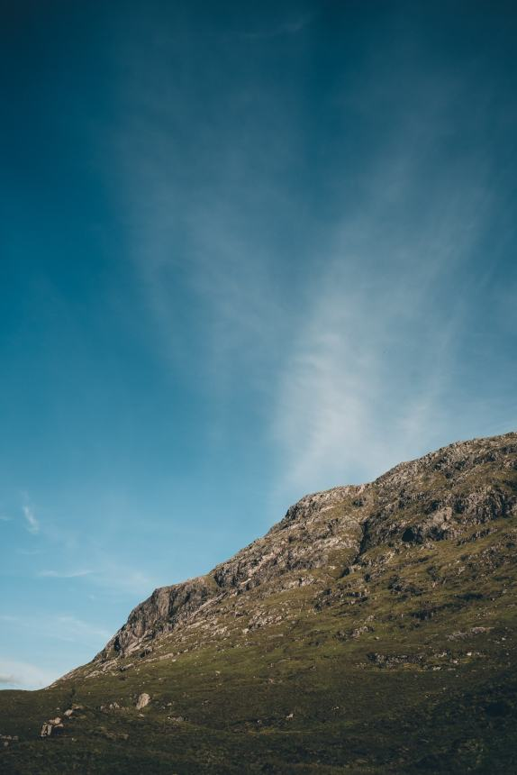 Scotland Glencoe Amazing Clouds 3