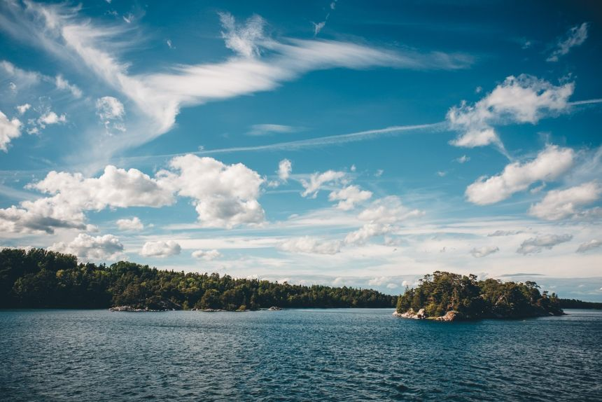 Stockholm Archipelago Water View