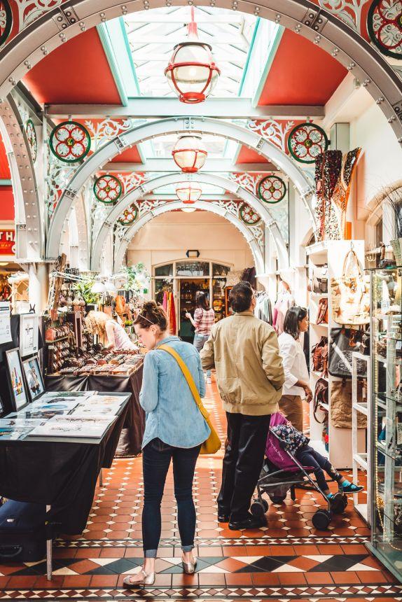 London Itinerary Exploring Camden Market