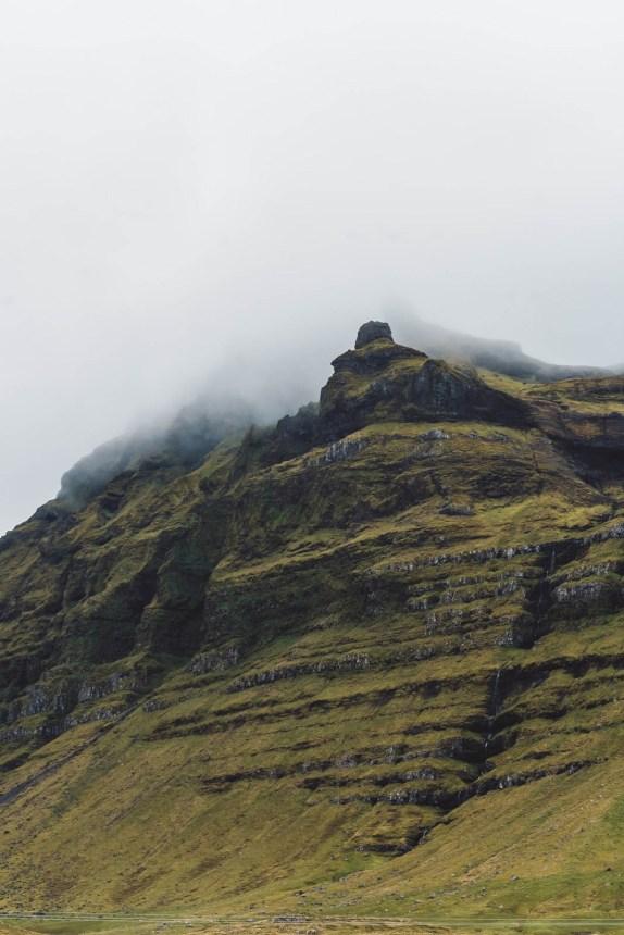Iceland Mountain Mist