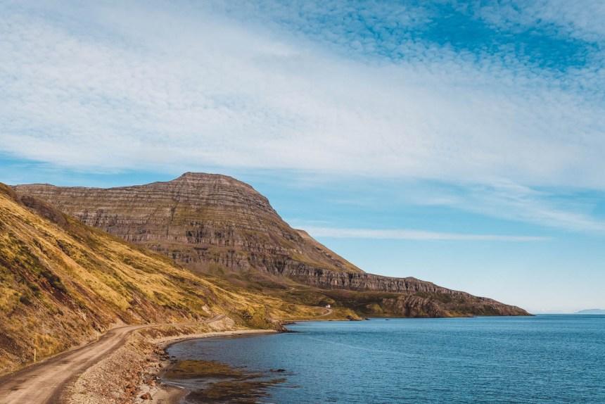 Iceland Westfjords Valley Fjord Seal Spotting