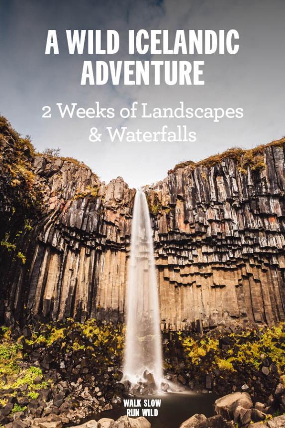Wild Icelandic Adventure 2 Weeks Of Landscapes Waterfalls2