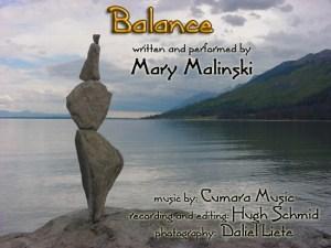 Balance photograph by Daliel Liete