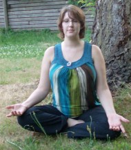 Crossed Legs Meditation Position