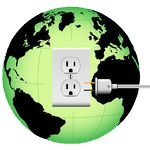 plug in to Earth