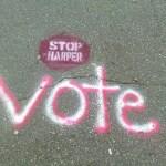 Stop Harper: Vote
