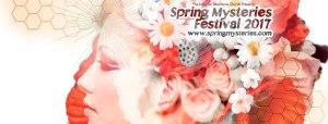 Spring Mysteries Festival 2017