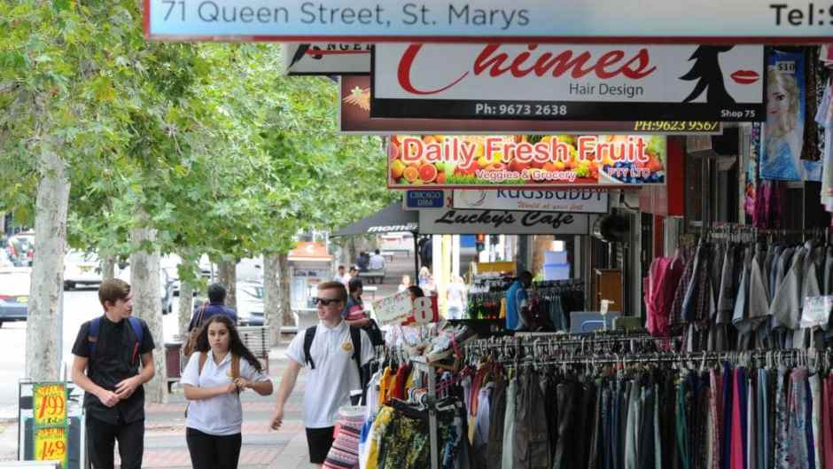 Queen Street, St. Mary's