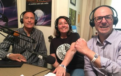 Powell to the People Podcast – Features Walk The Ridge and Civility