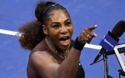 Keeping Our Eye on the Ball (Serena Williams Incident) – WALK THE RIDGE