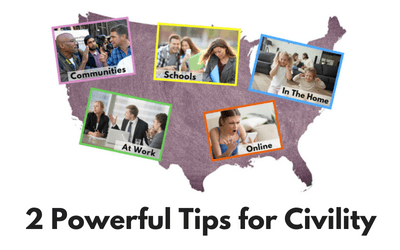 Two Powerful Tips in Bringing Civility to Organizations – WALK THE RIDGE