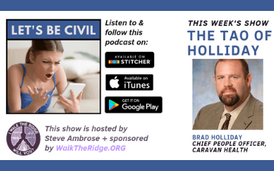 The Tao of Holliday – LET'S BE CIVIL Podcast [episode 5]