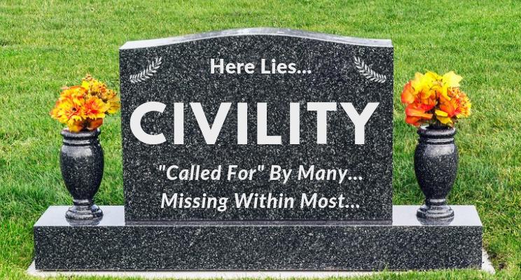 New Civility Walk the Ridge