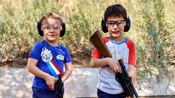 Reno Dads Blog — Teaching Kids Gun Safety
