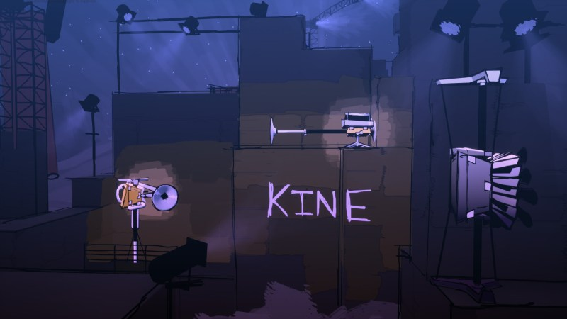 Kine: Walkthrough