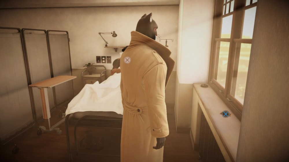 Walkthrough Blacksad: Under the Skin