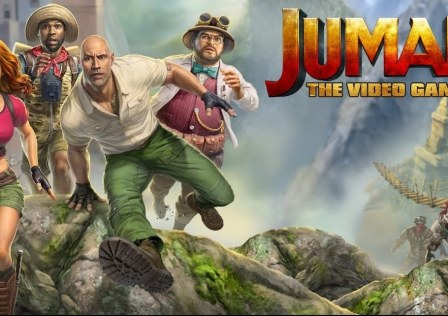 Walkthrough JUMANJI: The Video Game