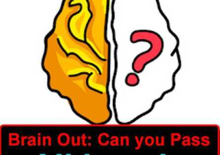Brain Out Walkthrough All Levels