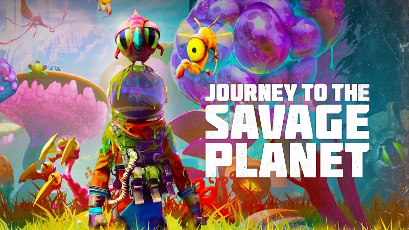 Walkthrough Journey To The Savage Planet