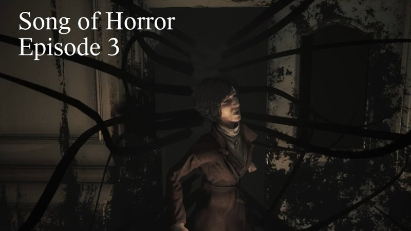 Walkthrough Song of Horror: Episode 3