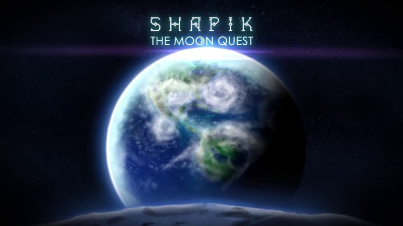 Walkthrough Shapik: The Moon Quest