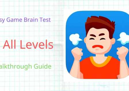 Answers to All Levels Easy Game Brain Test