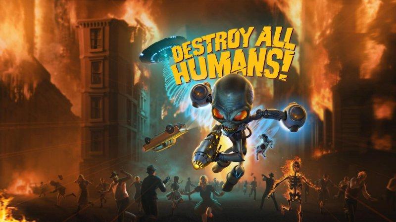 Walkthrough Destroy All Humans! 2020