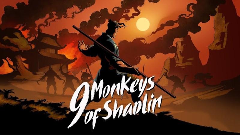 Walkthrough 9 Monkeys of Shaolin