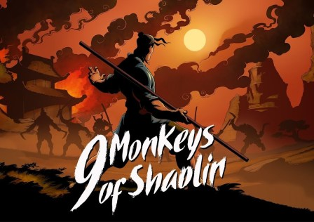 Walkthrough 9 Monkeys of Shaolin