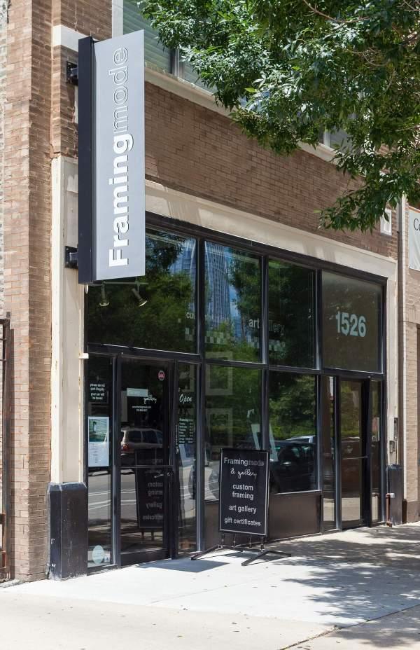 Framing Mode Services And Art Google Maps 360 Walkthru360 - Chicago