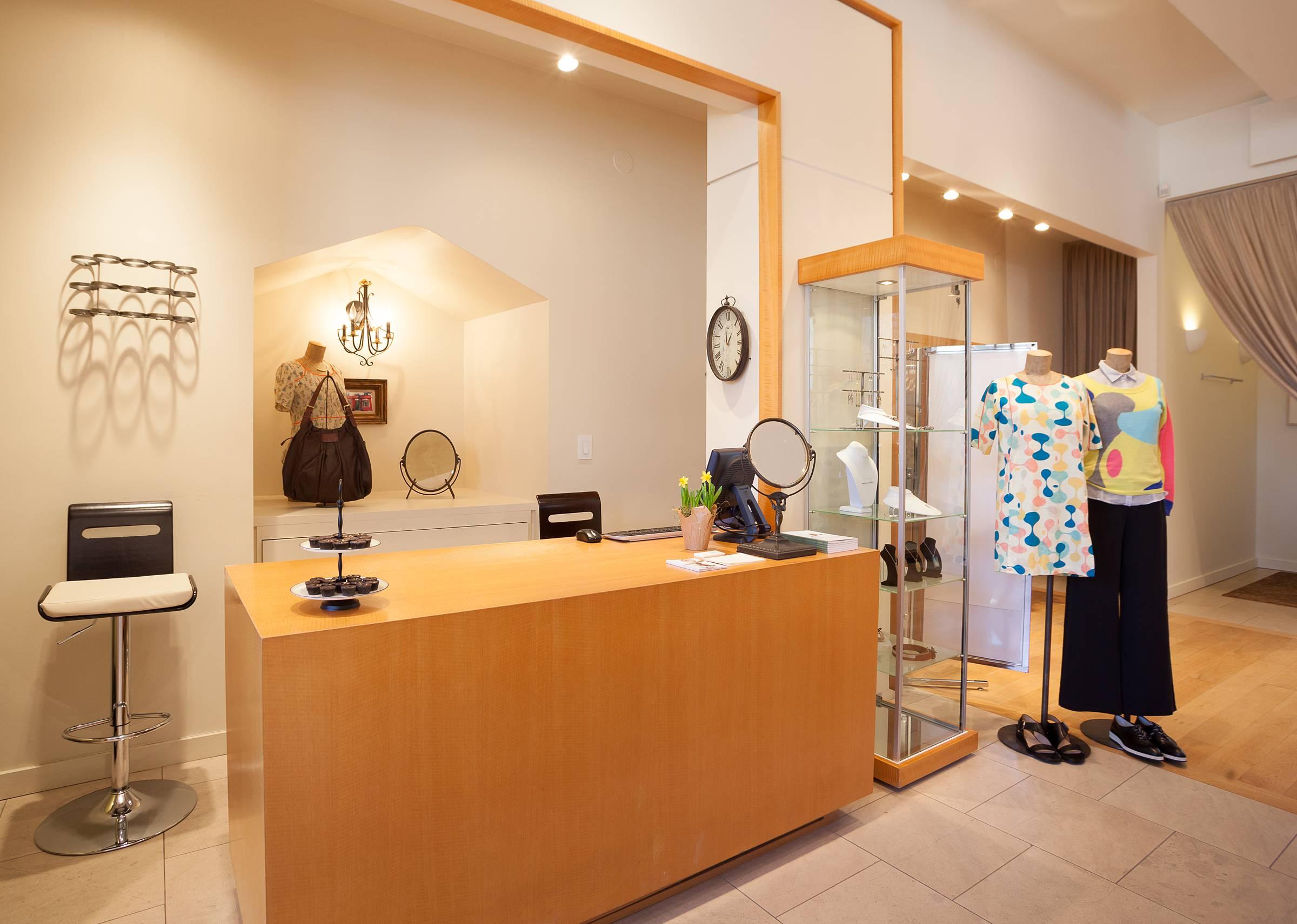 Cotelac Paris  Boutique Fashion Lincoln Park Google 360 Chicago  WalkThru360  Google 360