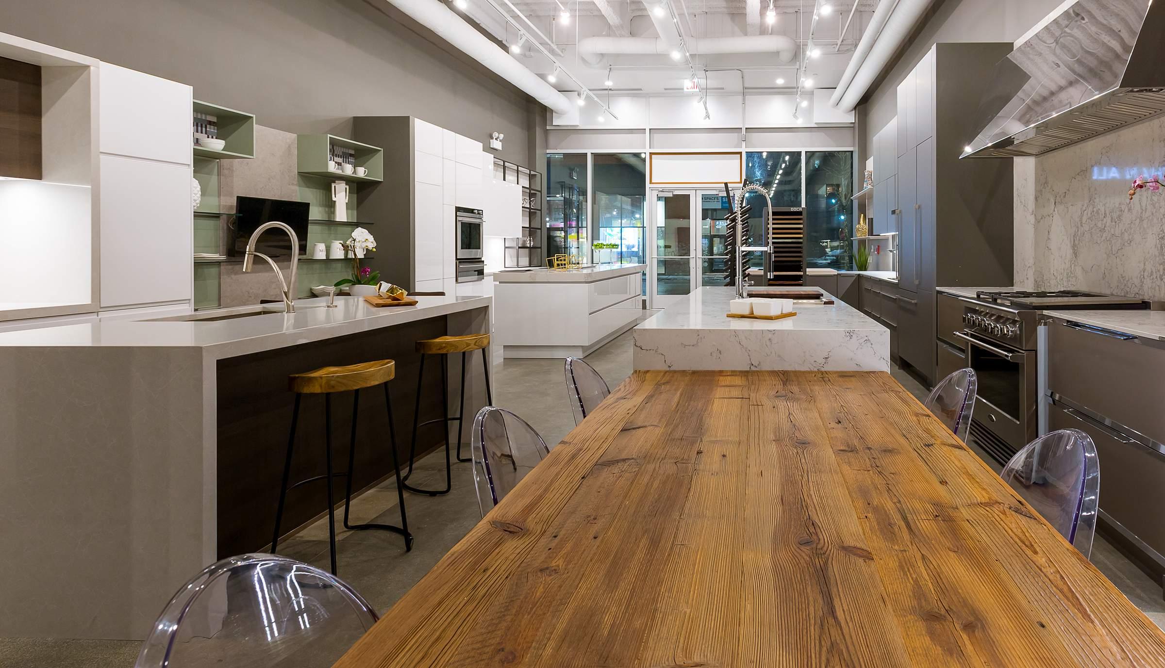 German Kitchen Center  Boutique Showroom Virtual Tour