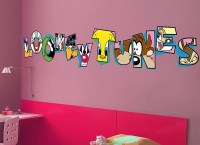 Looney Tunes Logo Wall Decal