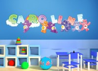 Care Bears Customizable Wall Decals