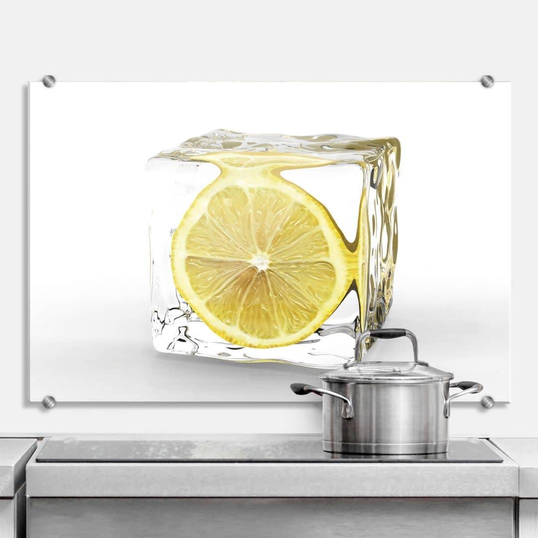 Spritzschutz Kuche Zitrone Kuchenruckwand Turkis Luxus 20 Top