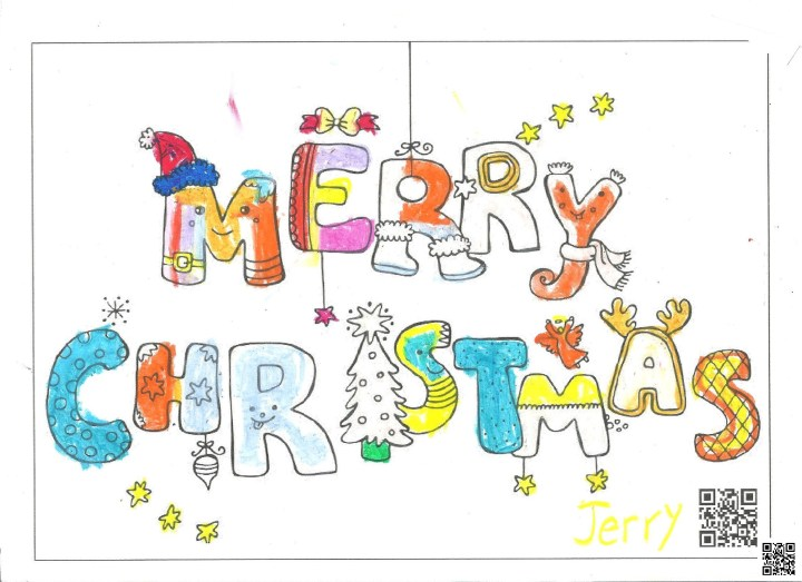 Jerry's Merry Christmas